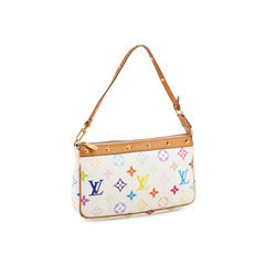 Louis vuitton multicolore monogram pochette bag multicolour 2?1558585639