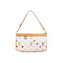 Authentic Second Hand Louis Vuitton Multicolore Monogram Pochette Bag (PSS-654-00002) - Thumbnail 2