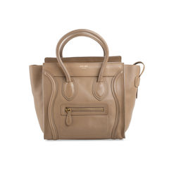 Camel Micro Lugggage Tote