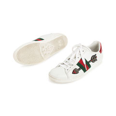 Gucci arrow ace embroidered sneakers 2?1558929433