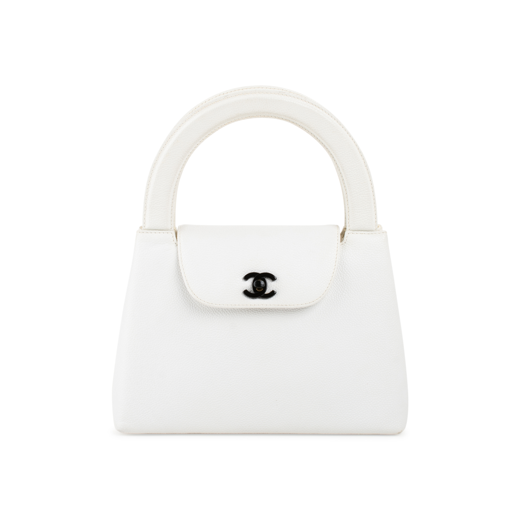 0aabcf0e6a4f Authentic Vintage Chanel Kelly Mini Flap Bag (PSS-616-00002) | THE FIFTH  COLLECTION