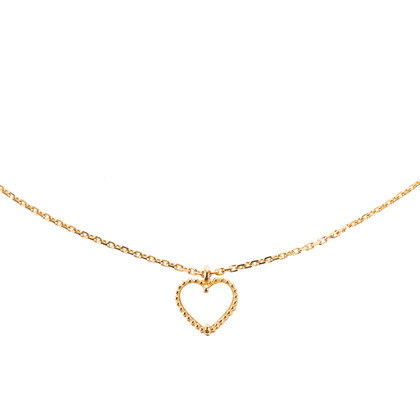 Authentic Second Hand Van Cleef and Arpels Sweet Alhambra Heart Pendant (PSS-666-00001)