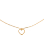 Authentic Second Hand Van Cleef and Arpels Sweet Alhambra Heart Pendant (PSS-666-00001) - Thumbnail 0
