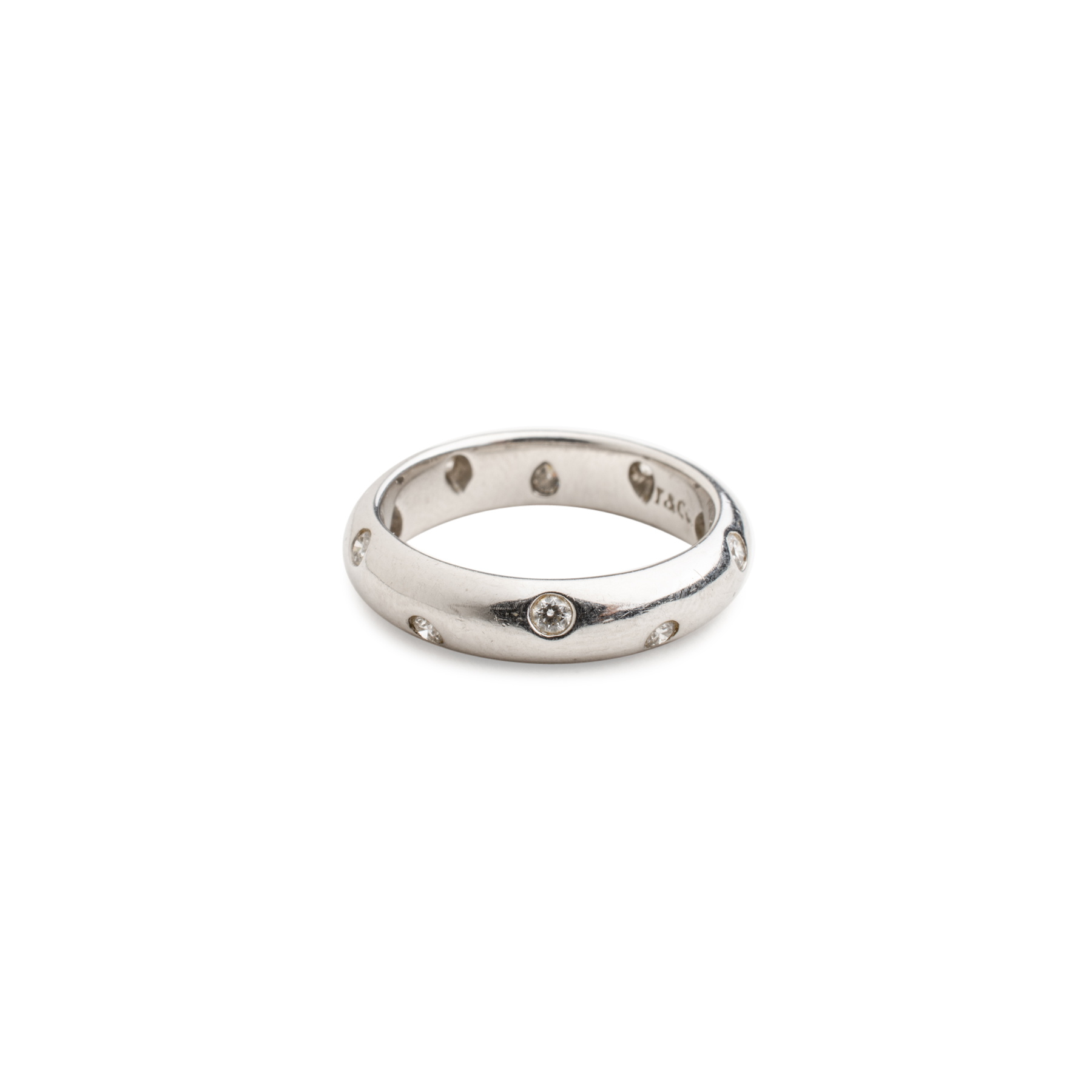 846e48f9f Authentic Second Hand Tiffany & Co Etoile Diamond Ring (PSS-666-00002) -  THE FIFTH COLLECTION