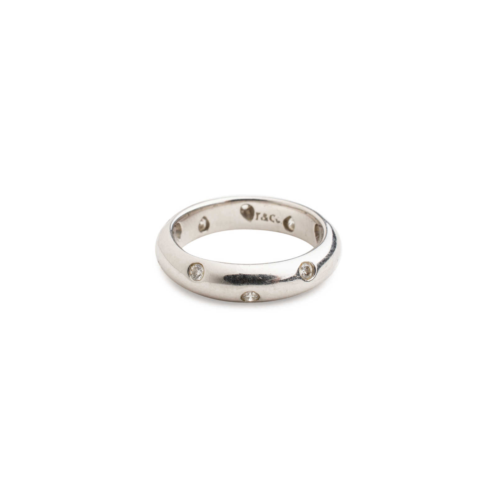 0ffd9fba7 ... Authentic Second Hand Tiffany & Co Etoile Diamond Ring (PSS-666-00002)  ...