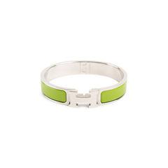 Narrow Clic  H Bracelet