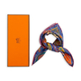 Authentic Second Hand Hermès Arbre de Vie Scarf (PSS-666-00005) - Thumbnail 8