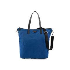 Nylon Vela Satchel Bag