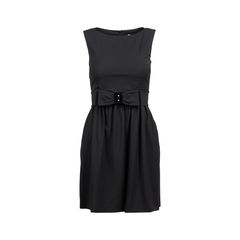 Belted Bow Dress