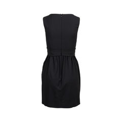 Red valentino belted bow dress 2?1559281738