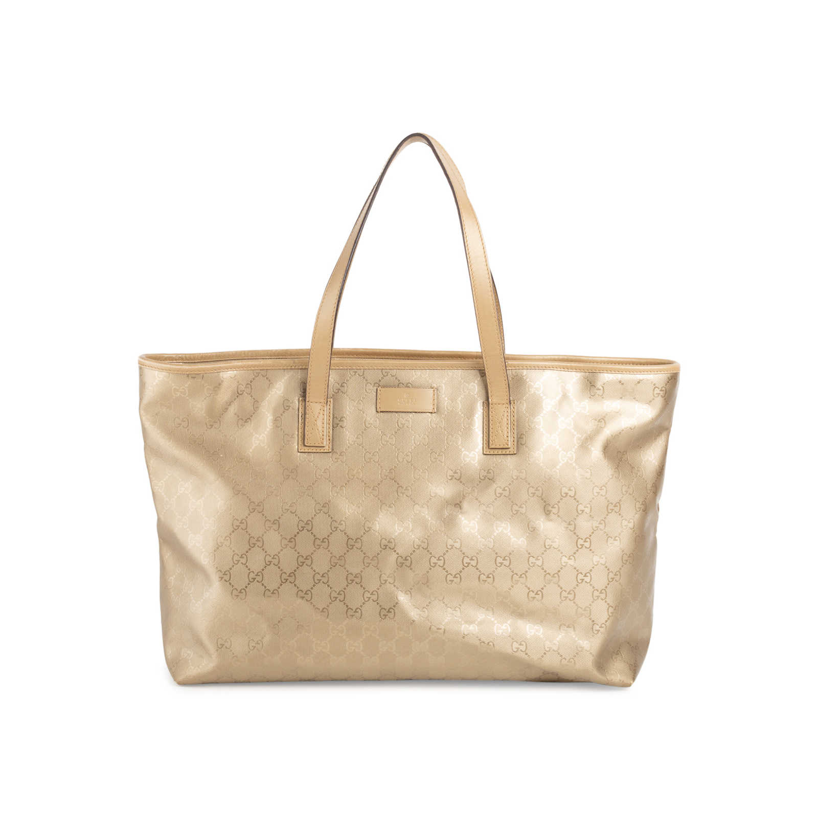 eaa95ec07e Tap to expand · Authentic Second Hand Gucci Imprime Tote Bag  (PSS-664-00003) - Thumbnail ...
