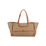 Authentic Second Hand Hermès Passe Passe Toile and Barenia Bag (PSS-172-00003) - Thumbnail 0