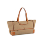 Authentic Second Hand Hermès Passe Passe Toile and Barenia Bag (PSS-172-00003) - Thumbnail 2