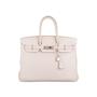 Authentic Second Hand Hermès Rose Dragee Swift Birkin 35 (PSS-172-00004) - Thumbnail 0