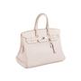 Authentic Second Hand Hermès Rose Dragee Swift Birkin 35 (PSS-172-00004) - Thumbnail 4