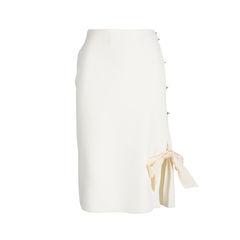 Grosgrain Side Skirt