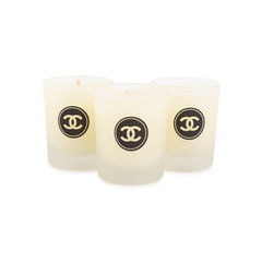 Logo Candle Set