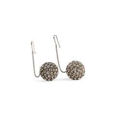 Isabel marant crystal ball earrings 2?1560396834