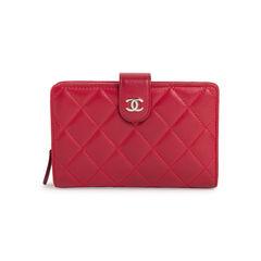Portef Poch Zip Wallet
