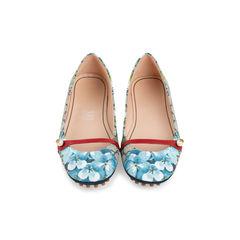 Blooms GG Supreme Ballet Flats