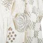 Authentic Second Hand Balmain Rose Appliquè Sequin T-Shirt (PSS-200-01706) - Thumbnail 2