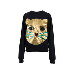 Love Whiskers Pullover