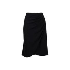 Side-Draped Skirt