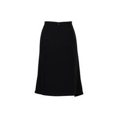Armani collezioni side draped skirt 2?1560486640