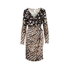 Begona Wrap Dress