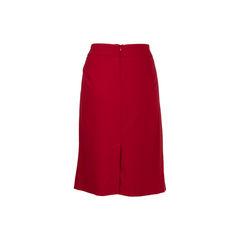 Armani collezioni red skirt 2?1560486765