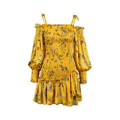 Gemina Off Shoulder Dress
