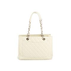 Chanel grand shopping tote white 2?1560692215