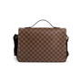 Authentic Second Hand Louis Vuitton Damier Ebene Broadway Messenger Bag (PSS-613-00019) - Thumbnail 1