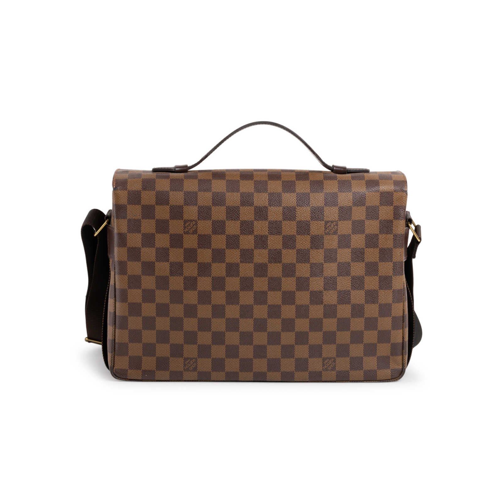 6770db3e112 ... Authentic Second Hand Louis Vuitton Damier Ebene Broadway Messenger Bag  (PSS-613-00019 ...