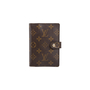 Authentic Second Hand Louis Vuitton Small Ring Agenda Cover (PSS-681-00001) - Thumbnail 0