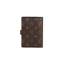 Authentic Second Hand Louis Vuitton Small Ring Agenda Cover (PSS-681-00001) - Thumbnail 1