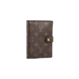 Authentic Second Hand Louis Vuitton Small Ring Agenda Cover (PSS-681-00001) - Thumbnail 2