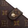 Authentic Second Hand Louis Vuitton Small Ring Agenda Cover (PSS-681-00001) - Thumbnail 4