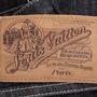 Authentic Second Hand Louis Vuitton Straight Cut Jeans (PSS-099-00051) - Thumbnail 2