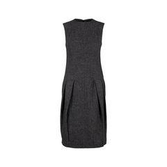 Wool Sheath Dress