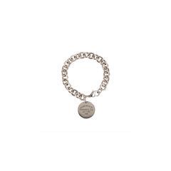 Round Tag Bracelet