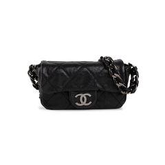 Modern Chain Flap Bag
