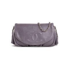 Half Moon Wallet On Chain Bag