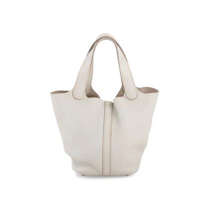 Authentic Second Hand Hermès Picotin Lock PM Bag (PSS-680-00010)