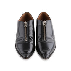 Zip Moccasin Loafers