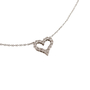 Authentic Second Hand Tiffany & Co Mini Heart Pendant (PSS-680-00006) - Thumbnail 0