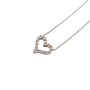 Authentic Second Hand Tiffany & Co Mini Heart Pendant (PSS-680-00006) - Thumbnail 3