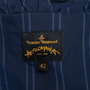 Authentic Second Hand Vivienne Westwood Anglomania Pinstriped Vest Top (PSS-676-00020) - Thumbnail 3