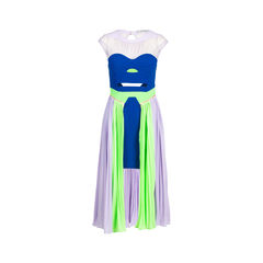 High Time Colour Block Dress