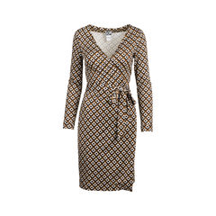 New Julian LS Wrap Dress